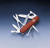 Нож Victorinox Mountaineer, 91 мм, 18 функций, красный*