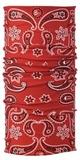 Бандана-шапка беговая спортиная Buff Cashmere Red