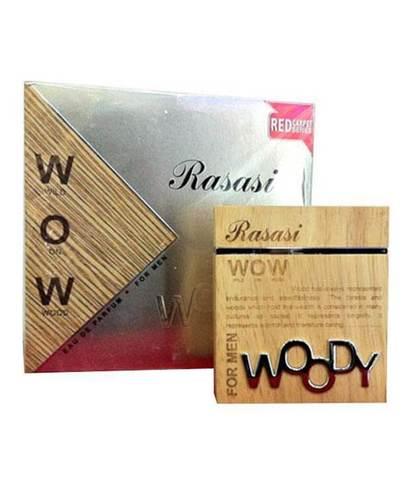 Woody for Men Eau De Parfum
