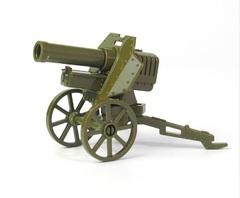 Оружие для минифигурок — Пушка противотанковая