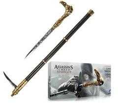 Оружие Ассасин Крид Синдикат Меч трость — Cane Sword