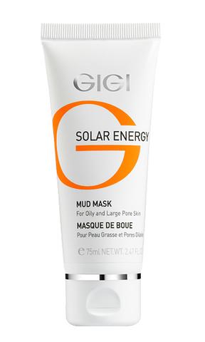 Gigi Solar Mud Mask, Ихтиоловая грязевая маска Солнечная Энергия, 75 мл.