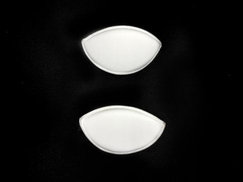 Вкладыши бельевые белые размер №3 (1 пара)