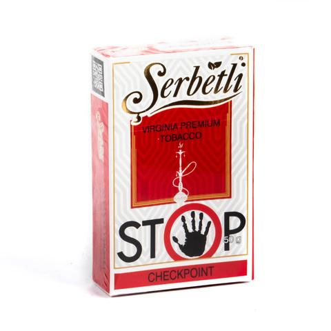 Табак Serbetli 50 г Checkpoint