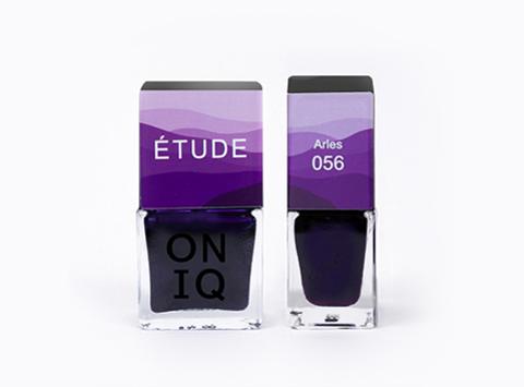 ONP-056 Лак для покрытия ногтей с эффектом акварели Triptych ETUDE: Arles