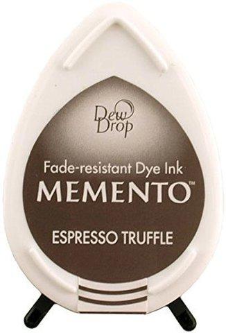 Штемпельная подушечка mini - MEMENTO - Espresso truffle