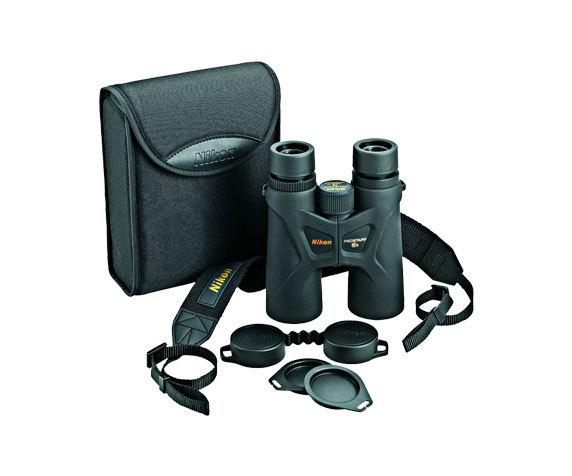 Комплект Prostaff 3s: бинокль, сумка, крышки, ремень