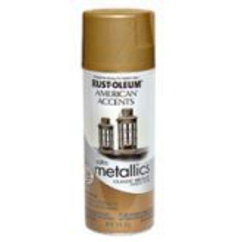 Designer Metallic Spray Аэрозольная краска с эффектом состаренного металла