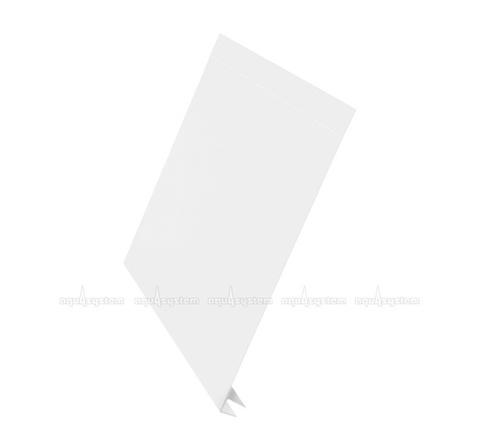 J - фаска Аквасистем оцинкованная с полимерным покрытием PURAL 2 м
