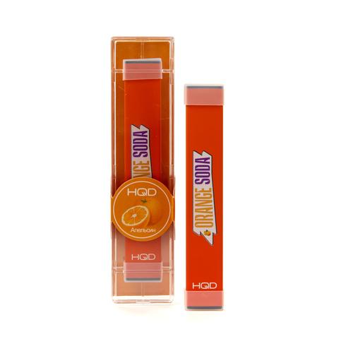 Одноразовая электронная сигарета HQD STARK Orange (Апельсин)