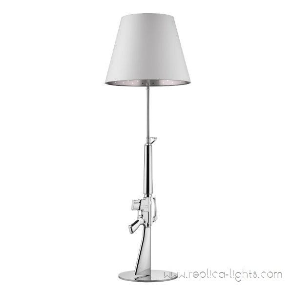flos lounge gun table lamp