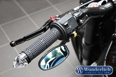Указатель поворота motogadget «m-Blaze Edge» правый - черный