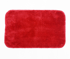 Коврик для ванной WasserKRAFT Wern Red BM-2563 90х57 см