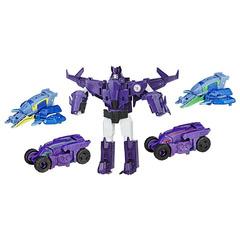Робот - Трансформер Гальватрон (Galvatronus) 5 в 1 - Роботы под прикрытием, Hasbro