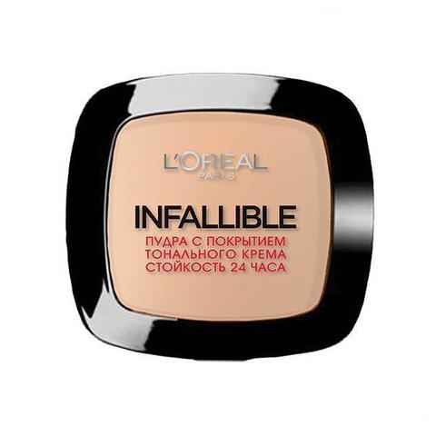 L'Oreal Infallible Компактная пудра
