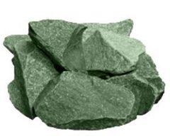 Камни для бани Жадеит колотый средний, 20 кг