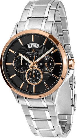 Купить Наручные часы Jacques Lemans 1-1542J по доступной цене