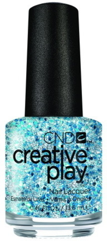CND Creative Play # 459 (Kiss + Teal), 13,6 мл