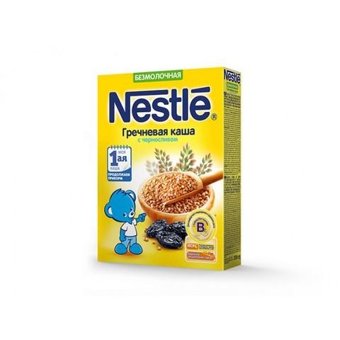 Nestlé® Безмолочная гречневая каша с черносливом 200гр