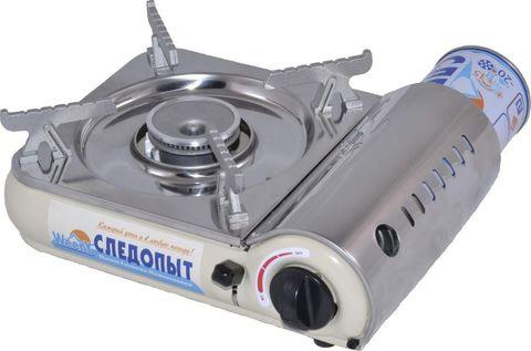 Настольная газовая плита СЛЕДОПЫТ Weeny (PF-GST-N04)
