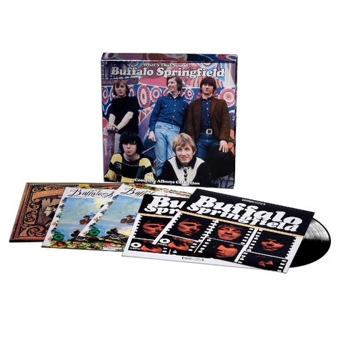 Buffalo Springfield / What's That Sound? - Complete Albums Collection (5LP)