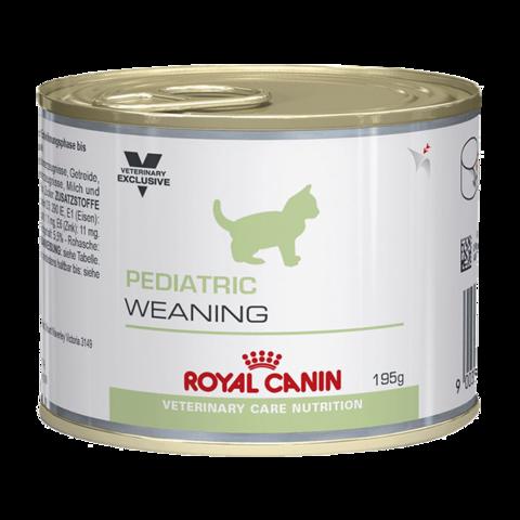 Royal Canin Pediatric Weaning Консервы для котят во 2-й фазе роста (от 4 недель до 4 месяцев)