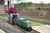 Garden Rail Локомотив JUPITER 4-A (4 двигателя) на колею 12,7 см и 17,8 см, электрический