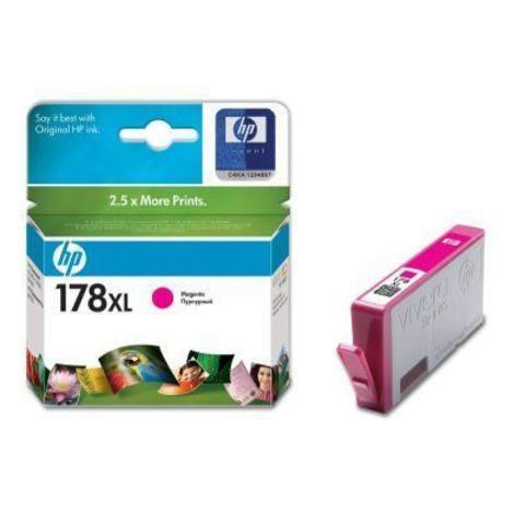 Картридж HP CB324HE (№178XL) Magenta inkjet CIS
