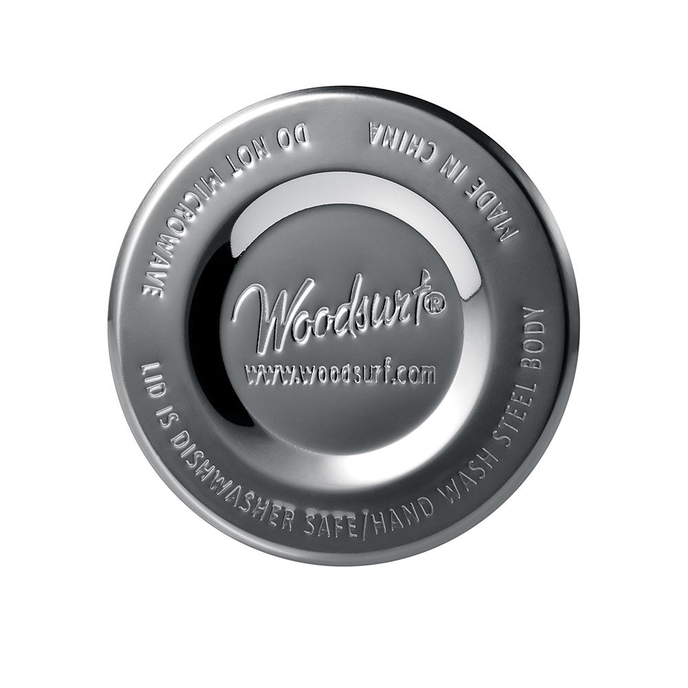 Термос для еды Woodsurf Lunch Spot, (0,5 литра), коричневый