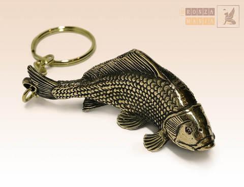 брелок Рыба Карп