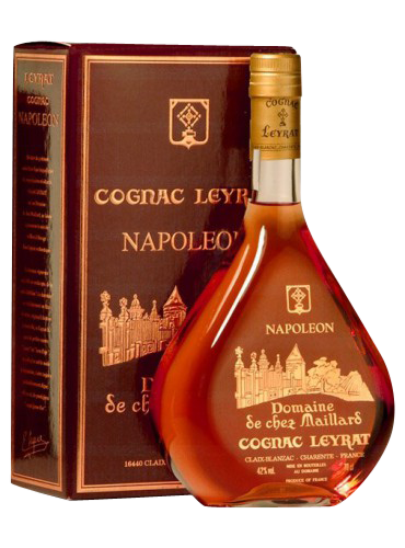 Domaine at Chez Maillard Cognac Leyrat Napoleon