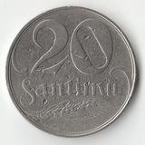 1922 год 20 сантим P1091