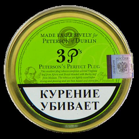 Табак Peterson 3 Р's Perfect Plug (50 гр)