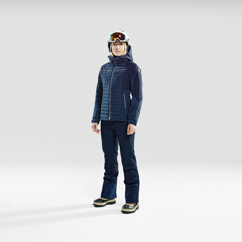 Женские лыжные брюки 8848 Altitude POPPY navy (668615)