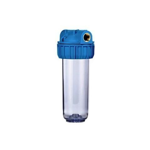 Прозрачная колба бытового фильтра AquaKit SL ½