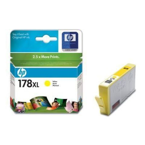 Картридж HP CB325HE (№178XL) Yellow inkjet CIS