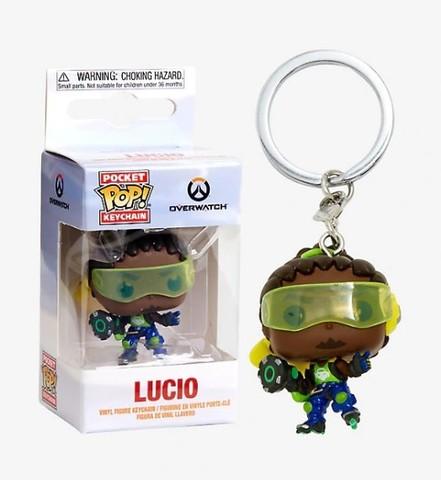 Брелок Лусио || POP! Keychain Overwatch  Lucio