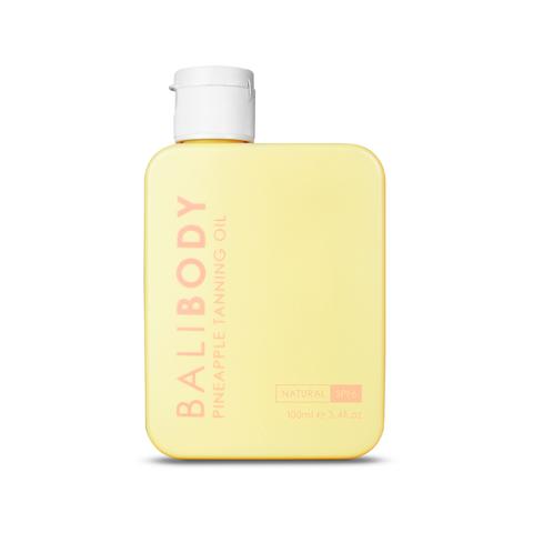 BALIBODY Масло для загара с экстрактом ананаса с защитой SPF 6 Pineapple Tanning Oil
