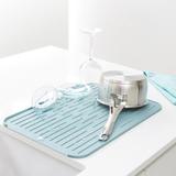 Силиконовый коврик для сушки посуды, артикул 117480, производитель - Brabantia, фото 8