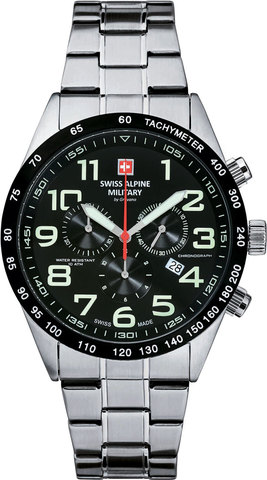 Наручные часы Swiss Alpine Military 7047.9137SAM