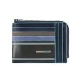 Чехол для кредитных карт Piquadro Blue Square синий кожа (PU1243B2SER/BLU)