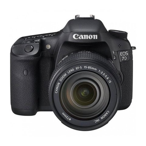 Canon EOS 7D kit EF-S 15-85mm f/3.5-5.6 IS USM