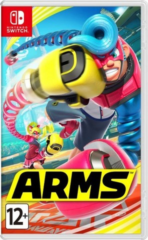 Nintendo Switch Arms (русская версия)