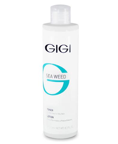 Gigi Sea Weed Toner, Лосьон-тоник, 250 мл.
