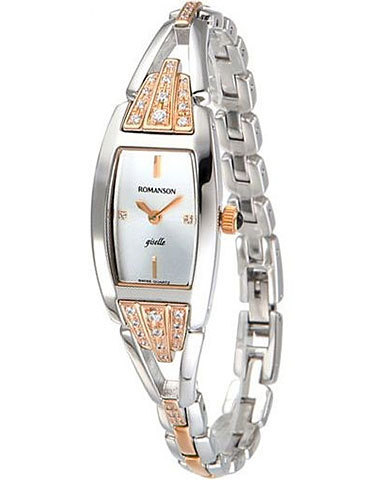 Купить Наручные часы Romanson RM8272QLJWH по доступной цене