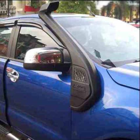 Установка шноркеля на Mazda BT-50