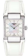 Женские часы Tissot T090.310.66.116.00 T02 Diamonds
