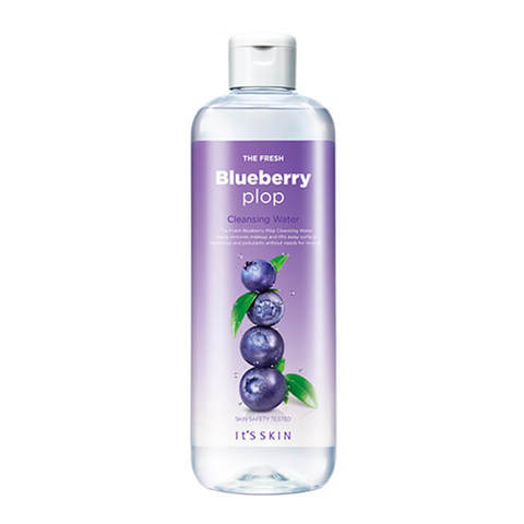 It's Skin The Fresh Plop Cleansing Water Blueberry	Мицеллярная вода