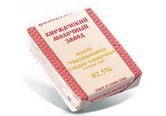 Масло сладко-сливочное Традиционное