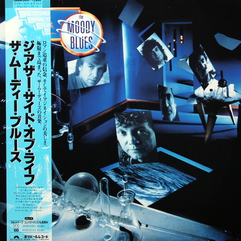 The Moody Blues / The Other Side Of Life (LP)